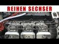7 Reihensechszylinder Motoren die du nicht kanntest