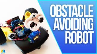 Arduino Project Tutorial 01 - Obstacle Avoiding Robot