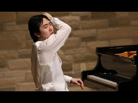 Sheng Cai plays Liszt Hungarian Rhapsody No.6,