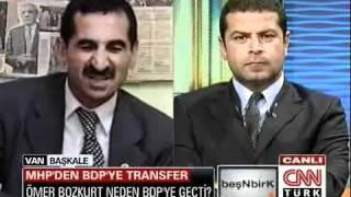 Van Başkale MHP İlçe Başkanı ve Yönetimi Partilerinden İstifa BDP'ye Geçti