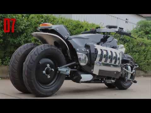 8 Craziest Homemade Motorcycles