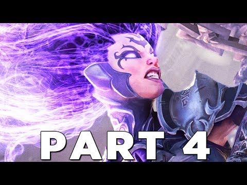 DARKSIDERS 3 Walkthrough Gameplay Part 4 - ULTHANE (Darksiders III)