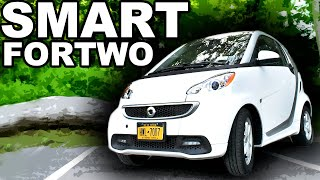 The 2015 Smart Car ForTwo Makes for a Good Used Car Purchase