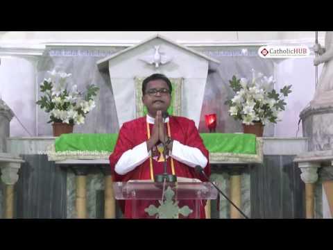 English Mass @ St. Joseph's Cathedral, Gun foundry, Hyd, Telangana , India .23-02-17