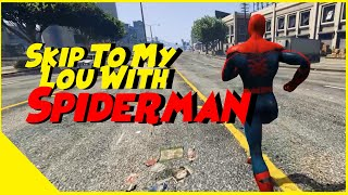 Skip To My Lou - Spiderman - Kid Songs and Games
