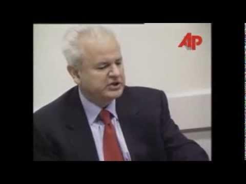 Слободан Милошевић - Ја злочинац а папа свети отац ?!