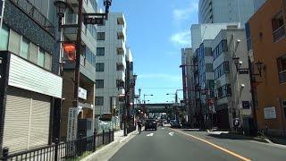 埼玉県道2号 01 さいたま春日部線 さいたま→春日部 車載