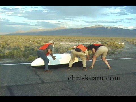 Sam Whittingham breaks world record