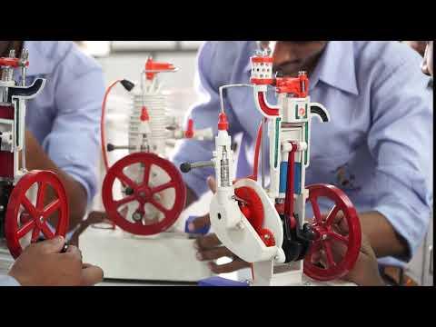 Engine Cut Section Models | Bhushan ITI