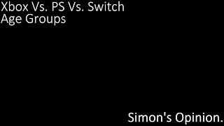 Xbox Vs. PS Vs. Switch - Age Groups (Volgarr Gameplay)