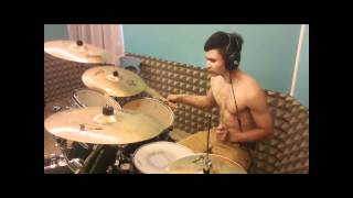 Soilwork - Late For The Kill, Early For The Slaughter BY 林才鈞 DRUM COVER
