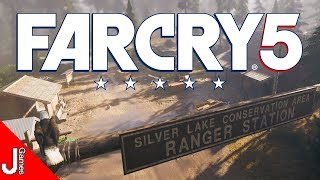 FARCRY 5 | #3 | POSTO DE ARMAS DE ALUGUEL | PC GAMEPLAY