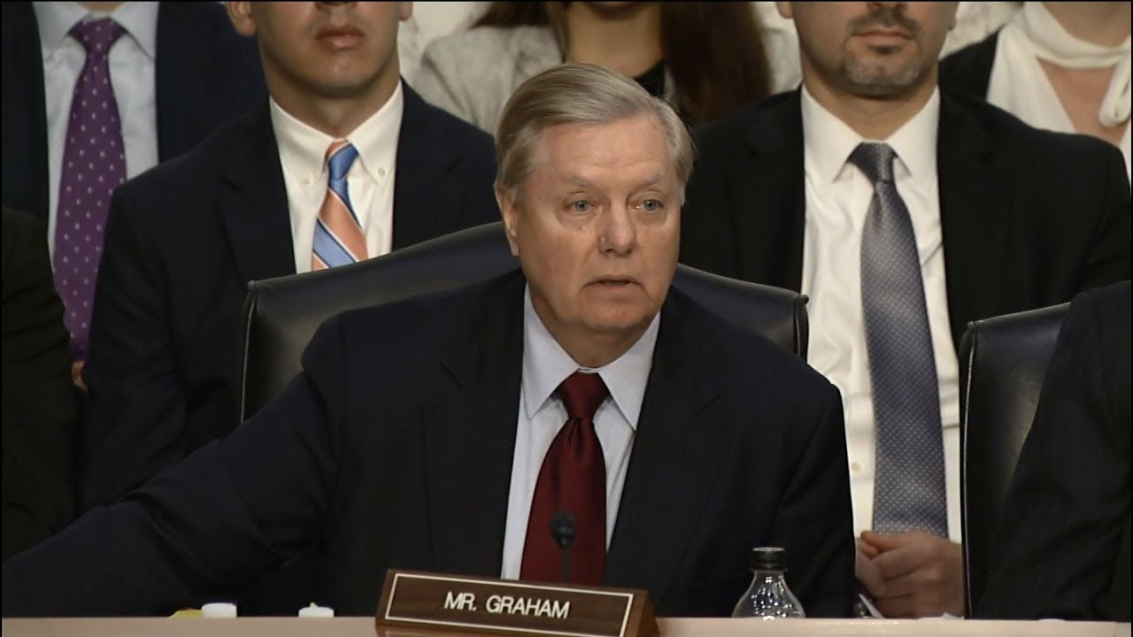 Graham Questions IG Horowitz and Director Wray on the DOJ IG Report