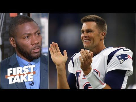 Tom Brady will not play for any other team besides the Patriots – Ryan Clark | First Take