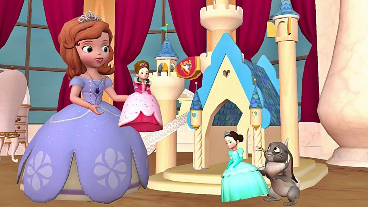 sofia the first color and play ipad iphone app for