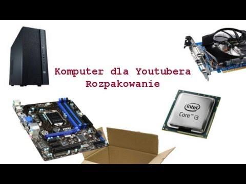 Części do nowego komputera 2014 dla klienta