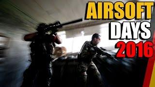 Airsoft Event GSP AIRSOFT DAYS 2016 German Teil 2 [DE]