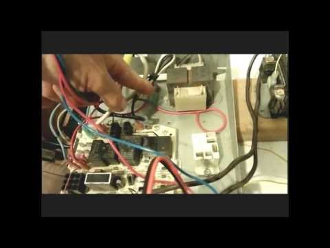 hvac simple control system for installing an inline duct fan youtube Inline Duct Blower