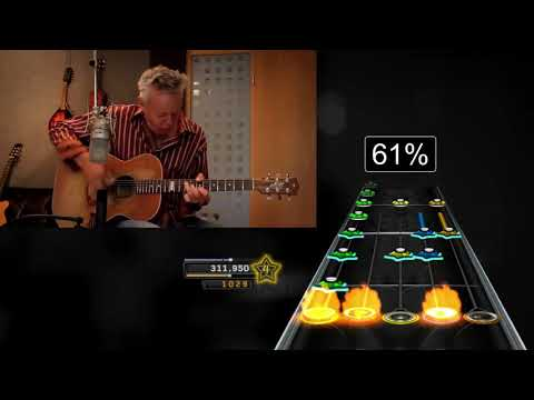 Tommy Emmanuel - Classical Gas (Clone Hero Chart Preview)