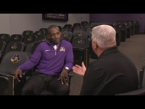 One on one with Coach Scottie Montgomery