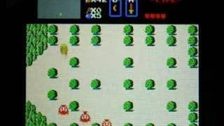 Zaurus NES: Zelda