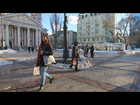 Hello Sofia, Bulgaria! First Impressions of the City