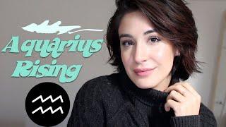 Rising Signs: AQUARIUS