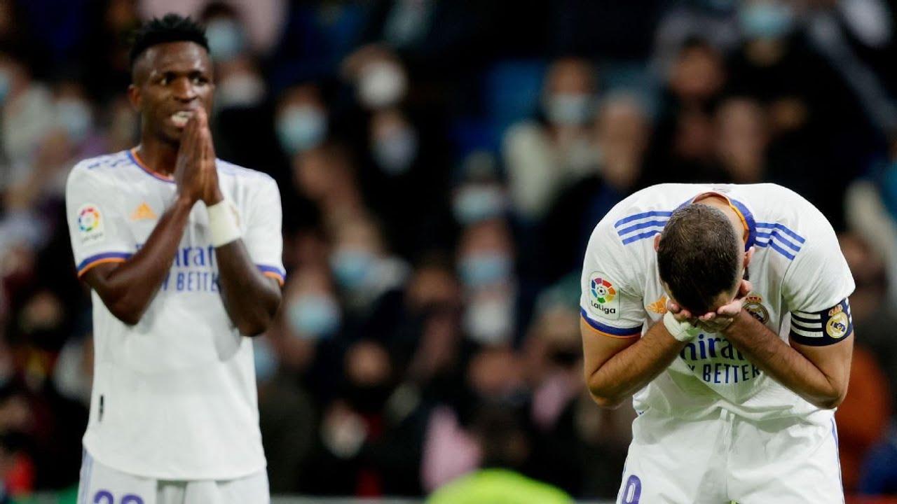 Real Madrid vs. Osasuna - Football Match Report - October 27, 2021 ...