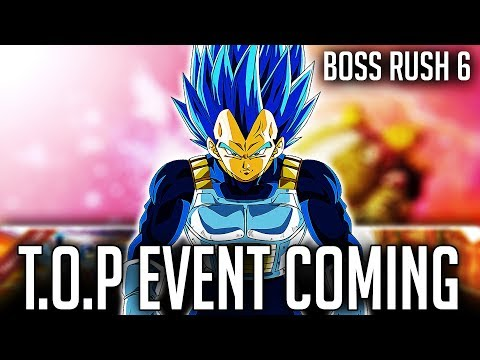 Boss Rush 6, Last T.O.P Event Coming To Global + MORE! DBZ Dokkan Battle