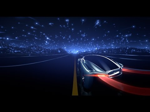 Immersive VR experience for Rolls-Royce's VISION NEXT 100