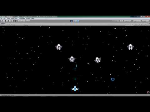 GameDev Diary: Study 03 (Laser Defender - Unity Project)