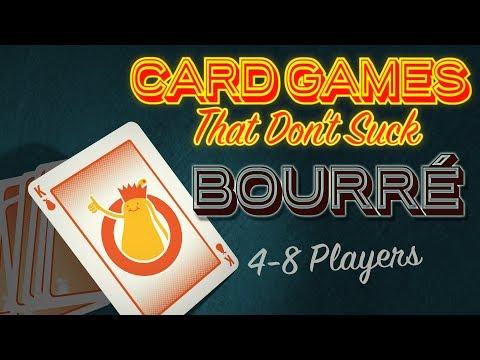 Bourré - Card Games That Don't Suck