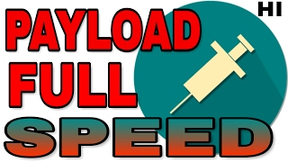 PAYLOAD FULL SPEED (100% WORK)