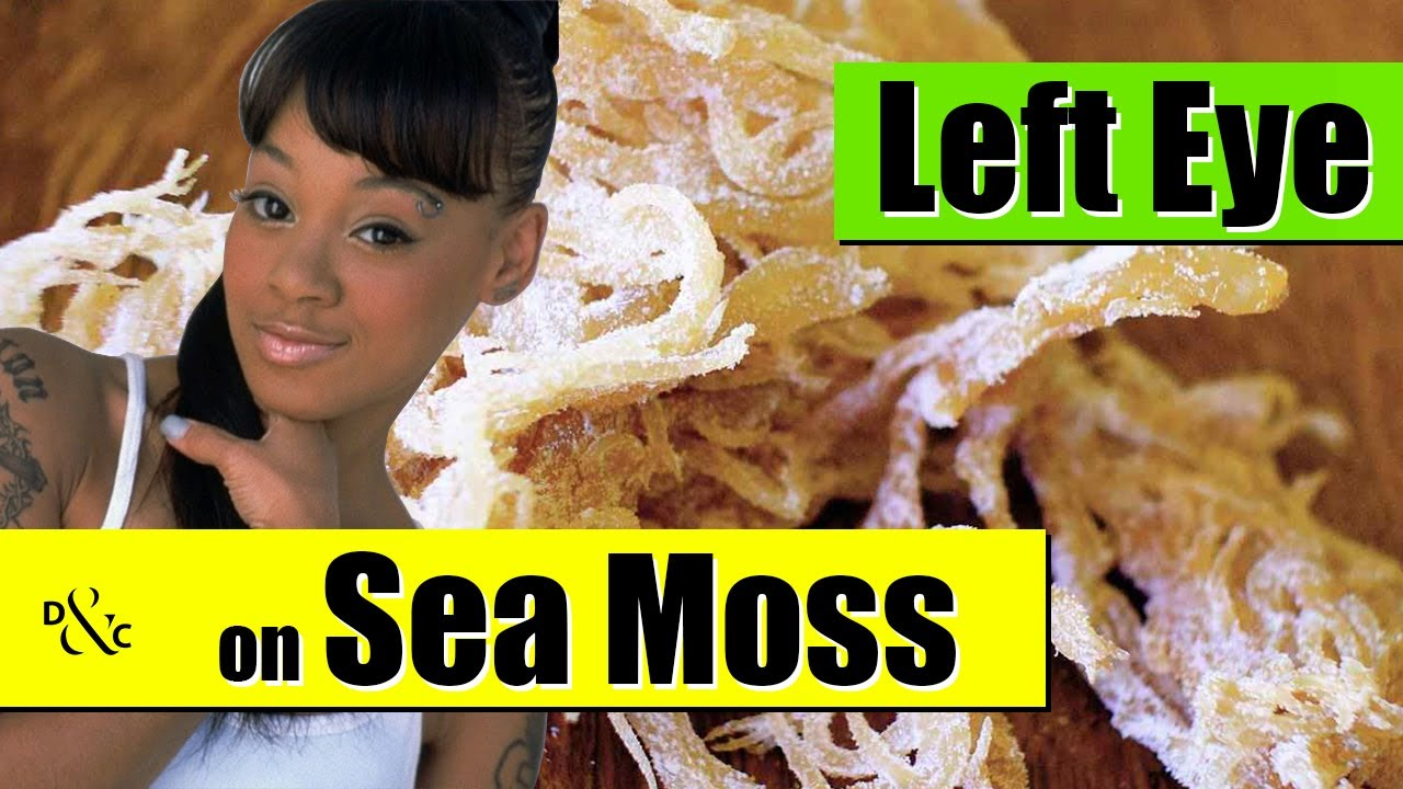 Sea Moss - Detox & Cure
