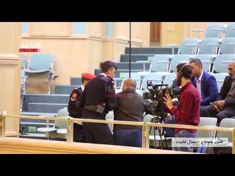 مواطن يهاجم رئيس مجلس النواب من الشرفات - جفرا نيوز