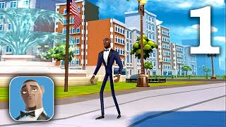 Spies in Disguise Gameplay Walkthrough (Android,iOS) - Part 1