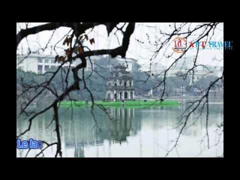 Les monuments à Hanoi