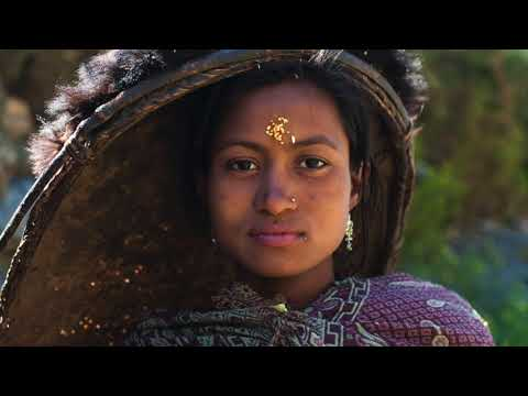 Moving Pictures-People within a Landscape-Faces of Nepal (for Maegan)