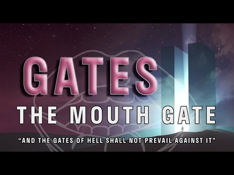 sermon image for The Mouth Gate