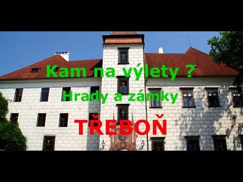 Zámek v Třeboni   Dokument CZ