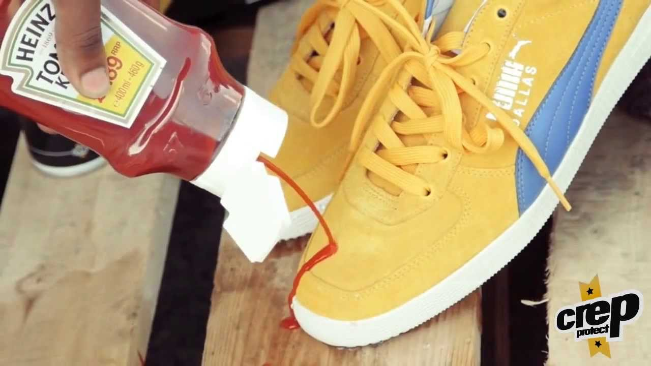 how to get oil stains out of suede shoes