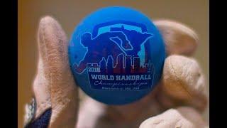 World Handball Championships & USHA 4 Wall Nationals  - Sunday, August 19