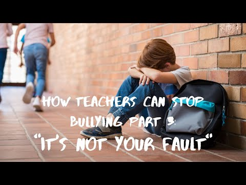 The Main Difference Between Bullying or Unkind Behavior