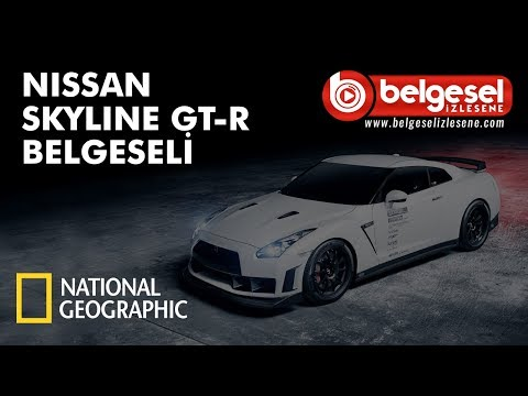 Mega Fabrikalar Nissan Skyline GT R Türkçe Dublaj HD