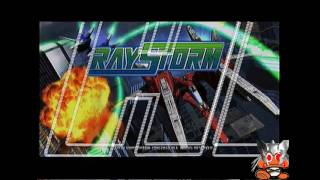 Let's Play! Raystorm HD Part 1: Reliving an Old Classic Now in High Definition