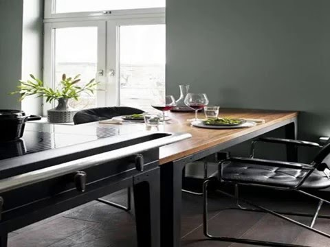 Modern Kitchen Island With Built In Oven Of La Cornue