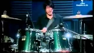 Drum solo วัดใจ  - ต่อ Silly Fools