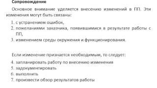 Балабошкин Управление проектами урок 2 Этапы разработки  проекта