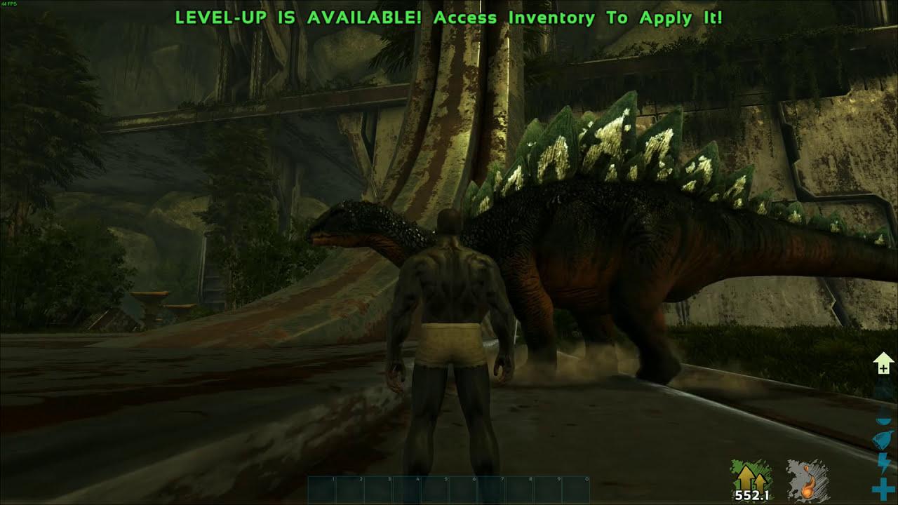 ARK: Aberration #1 - Sinh Tồn Thế Giới Khủng Long (DLC Mới!!! 2017)