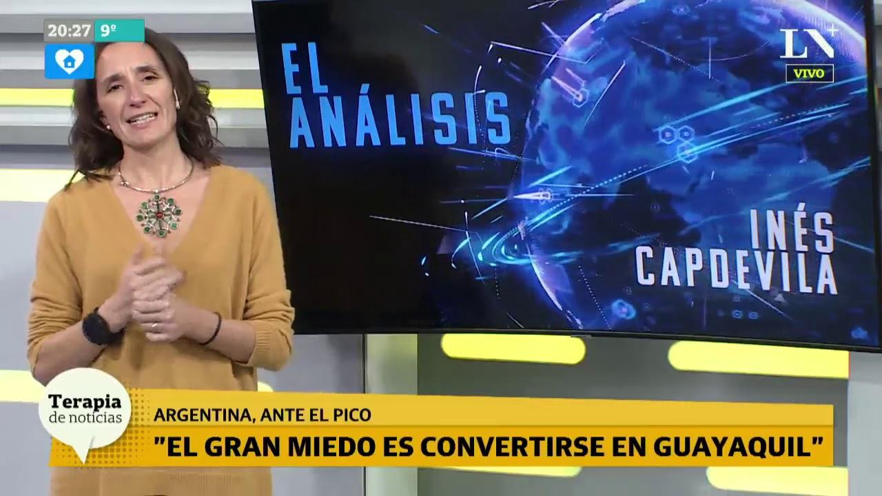 Argentina ante el pico de coronavirus: ¿cuánto dura la montaña de casos?